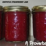 Chipotle Strawberry Jam