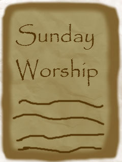 Sunday Worship