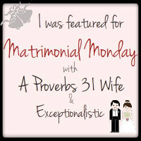matrimonial-monday