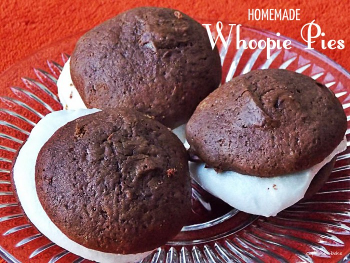 Recipe for Whoopie Pies!