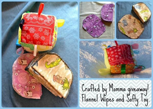 Raising children to cherish the earth and a crafted by momma giveaway