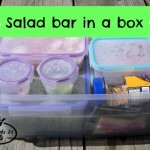 Salad bar in a box!