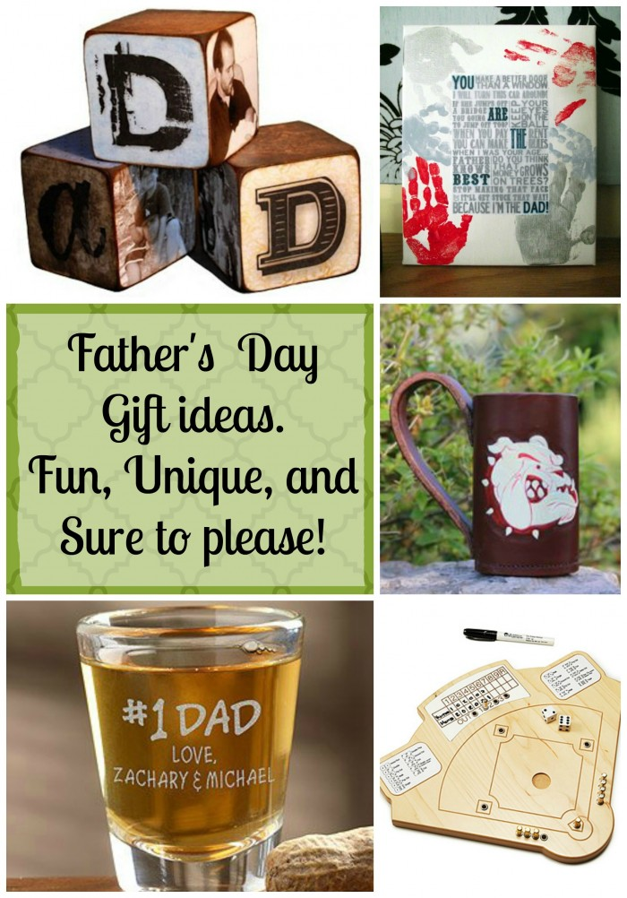 15 Great Father's Day Gift Ideas!