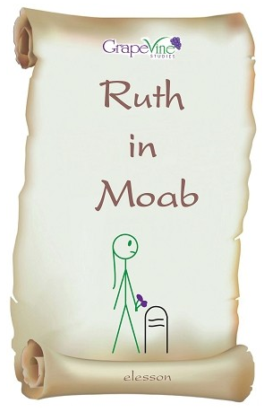 Teaching the Book of Ruth with Stick Figures.