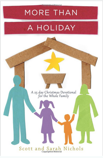 Devotional For Christmas ~A 25 Day Guide for Families