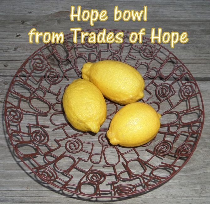 Trades of Hope, Women Helping Women