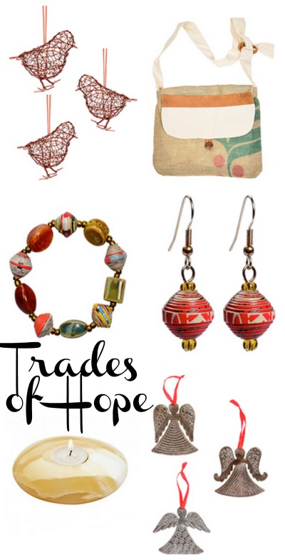 Trades of Hope. Women helping women