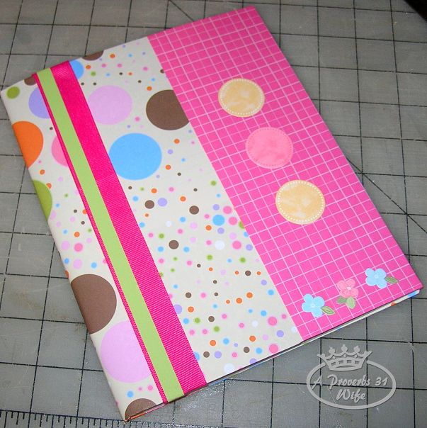 Fun personalized notebooks