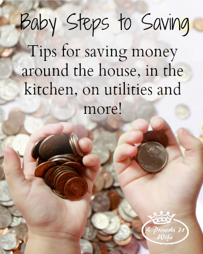 Save Money Tips ~Cut Back your Budget