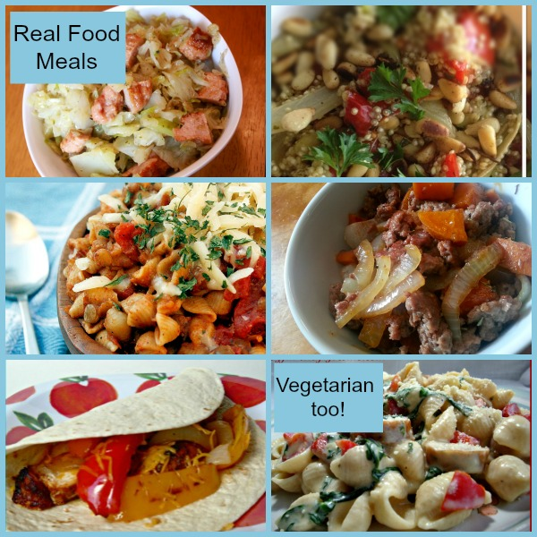 Meat and vegetarian whole foods dinner ideas a proverbs 31 wife meat and vegetarian whole foods dinner ideas forumfinder Image collections