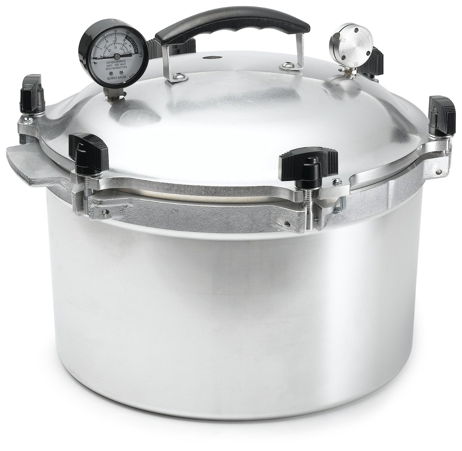 Pressure cooker canning; Investments that save money