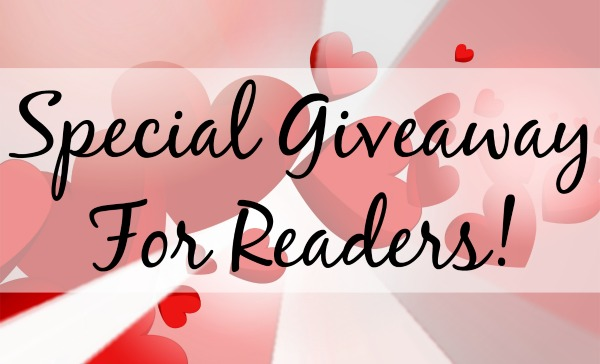 Help Needed! Plus Reader Appreciation Giveaway!