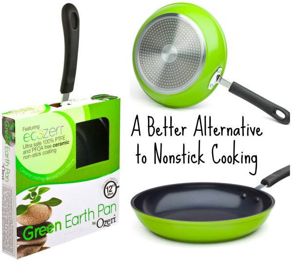100-Percent PTFE and PFOA Free Nonstick Cooking