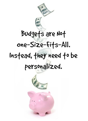 Budgeting Styles ~Finding What Works for You