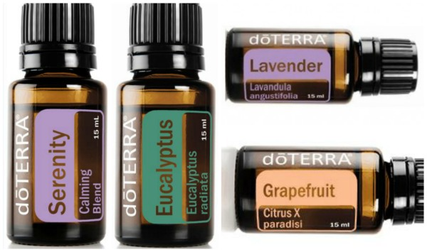 essential oils are a great example of alternate family medicine