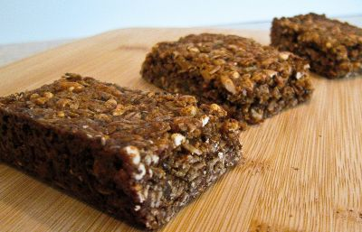 Healthy Granola Bar Recipe Roundup