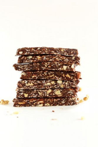 17 of the best granola bar recipes on the web!
