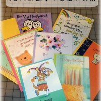 Send a card and greetings with the 0.49 and 0.99 Hallmark value cards at Walmart!