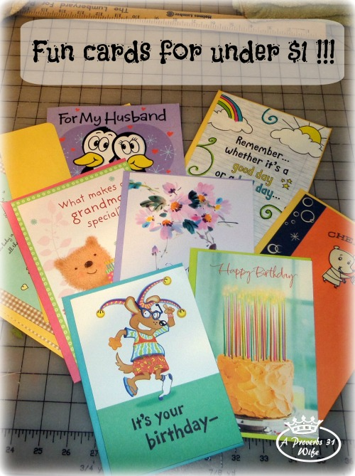 Send a card and greetings with the 0.47 and 0.97 Hallmark value cards at Walmart!  #ValueCards #shop