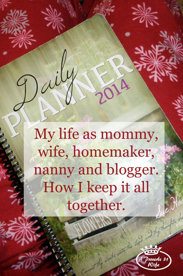 Keeping it all Together. My Life as Mommy, Wife, Nanny and Blogger