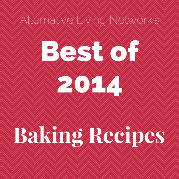 Best real foods baking recipes of 2014