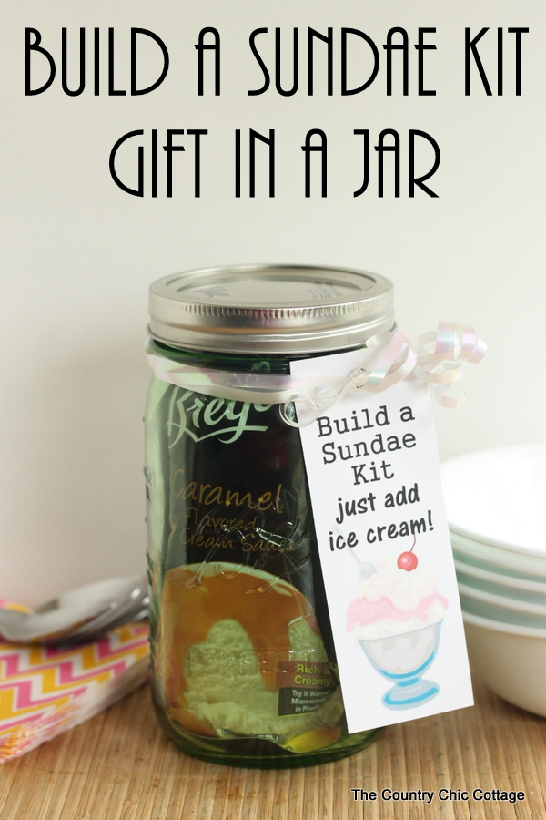 Build a Sunday kit to give as last minute food gifts to give friends and neighbors.