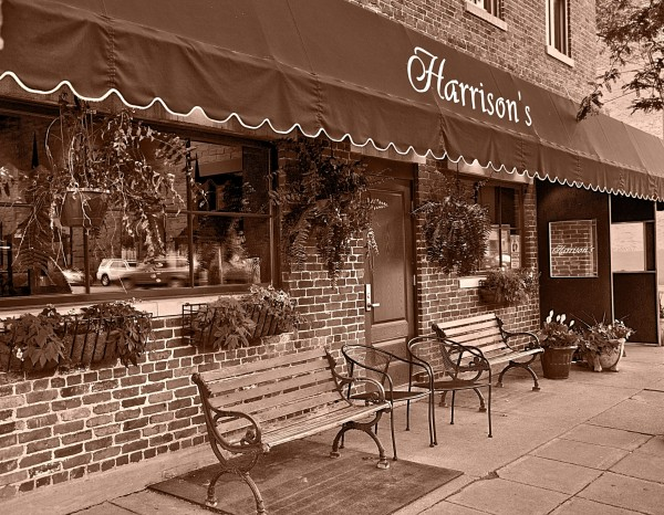 Harrison's ~ Romantic dining in Troy and Tipp City Ohio