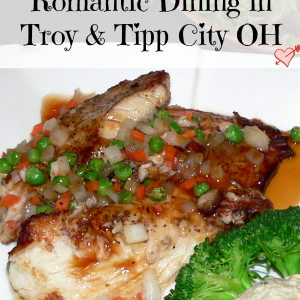 Romantic dining in Troy and Tipp City Ohio. Seriously, these are some of THE best places to eat!