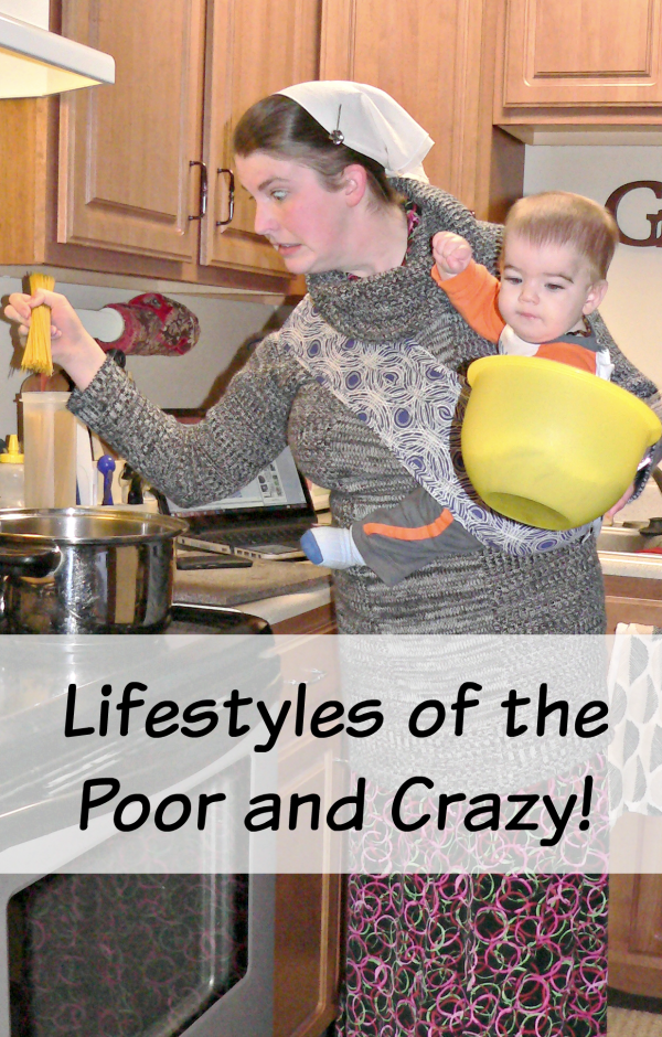 Lifestyles of the poor and crazy. A reality that you wouldn't even have to watch because it's normal life. #24HourEsterC   #ad