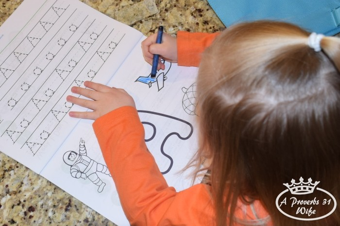 Coloring helps improve fine motor skills