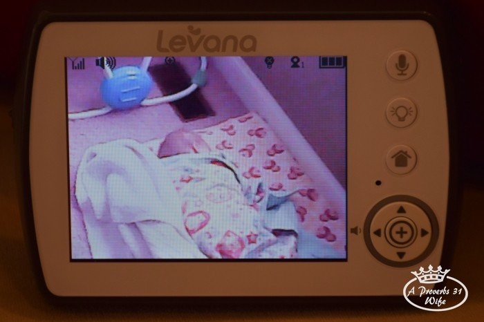 Ayden Video Monitor by Levana. Do More Knowing Your Child is Safe. #ad