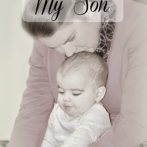 My Prayers for my son. Growing up in this world is scary, I need God's help to raise him. Here are my prayers