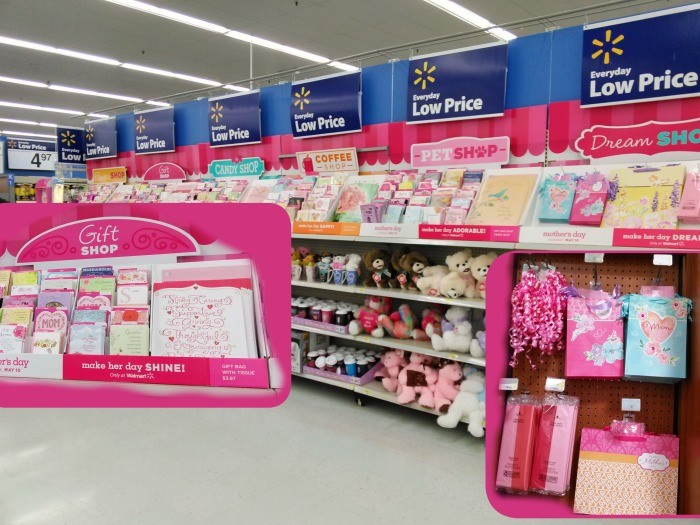 One-stop-mother's-day-shop at Walmart #BestMomsDayEver #ad To grandma from baby Mother's day gifts
