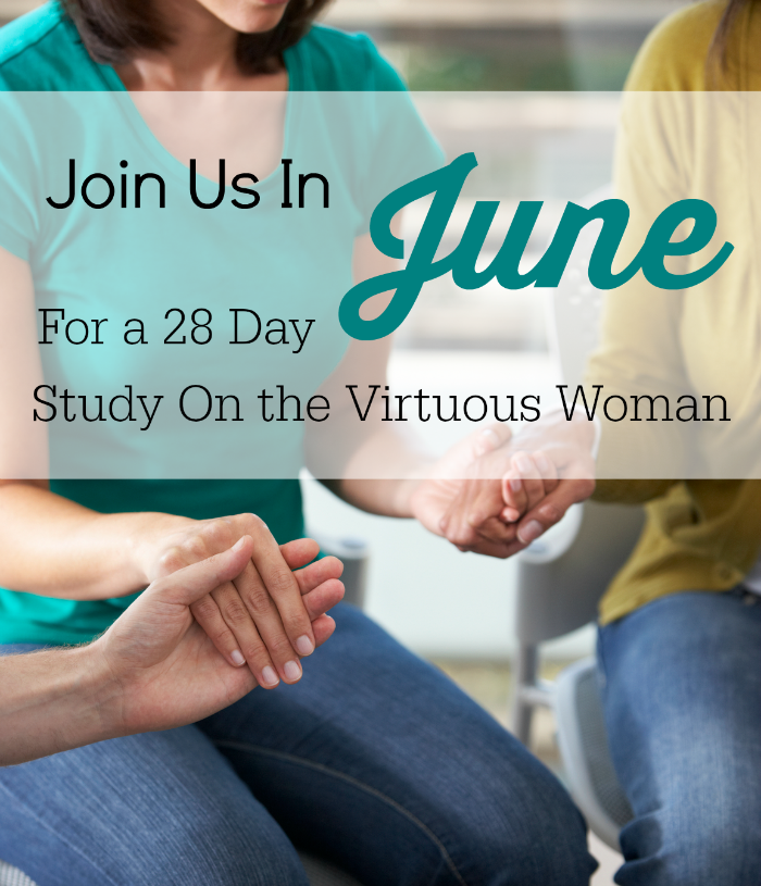 Join Our Bible Study Group in June! +Link-up