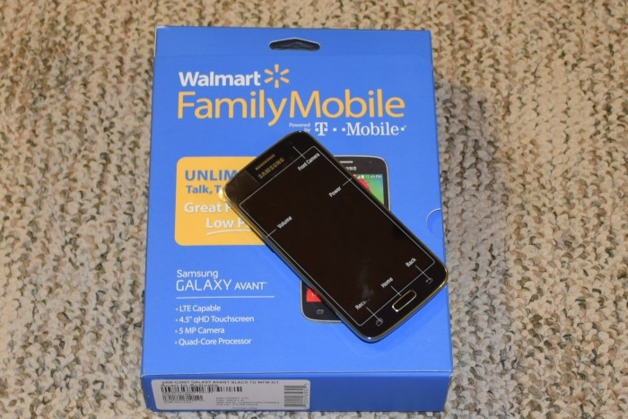 Walmart Family Mobile, Galazy Avant. - Memories of a job done well. #MobileMemories #FamilyMobile #ad