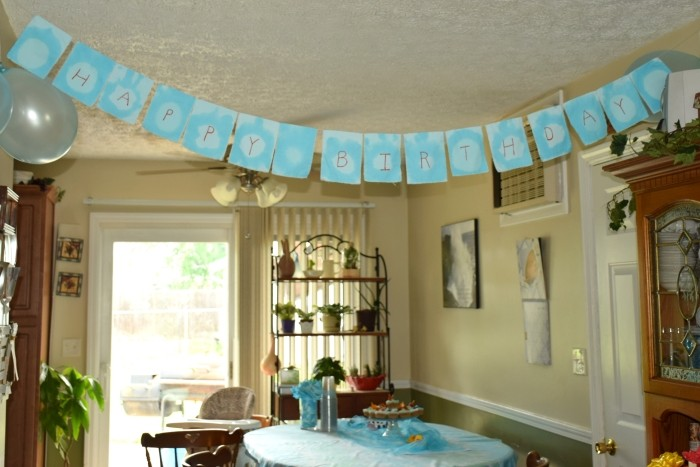 first birthday party fun theme for baby boy's summer birthday party