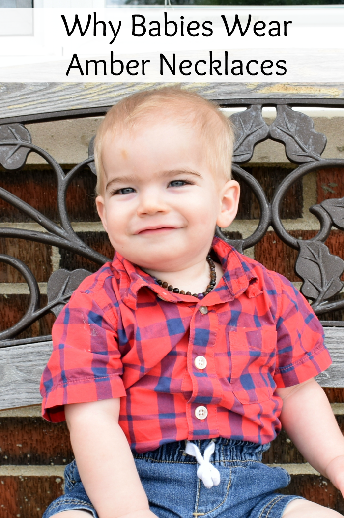 Why do babies wear necklaces? These cute and trendy necklaces that babies often wear are from amber and are most commonly worn to help with teething. Do amber necklaces work?