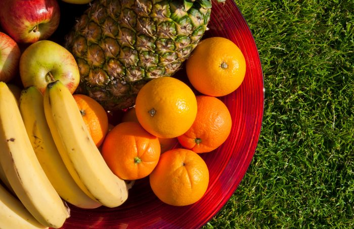 Fruits and Veggies are Great for Our Health. Here are some reasons why.
