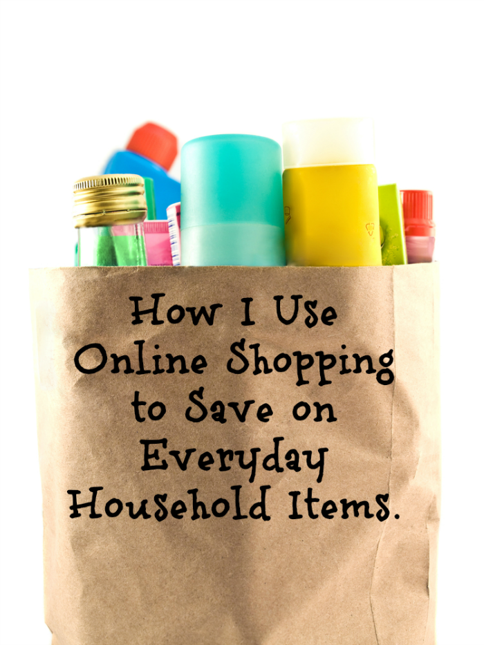 Here's how we save on everyday expenses like personal care supplies, cleaning supplies and even disposable stuff.