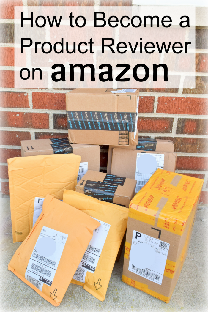 I sorta stumbled into this but I love it. Every week I receive 4-6 packages that I pay little or nothing for. All that's wanted in exchange is a review on Amazon and mentions on social media. Click the link or image and learn how to become a product reviewer, even if you don't have a blog!