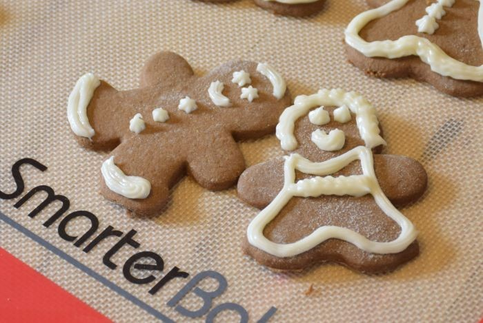 A delicious and easy to make recipe for gluten free gingerbread men.