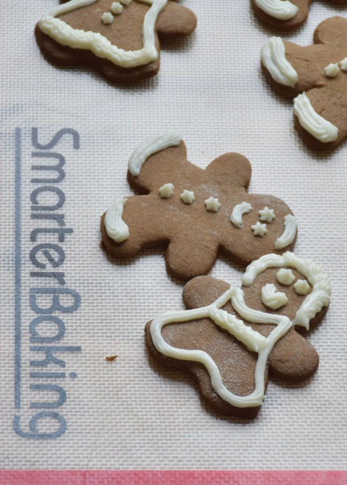 Gluten Free Gingerbread Men for the Holidays - A Proverbs ...