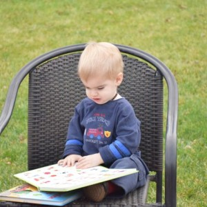 How to inspire a love of learning in toddlers.