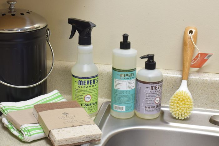 Get free cleaning supplies from ePantry - limited time only!