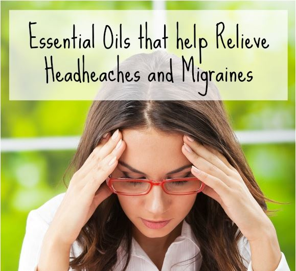 essential-oils-for-headhache-relief