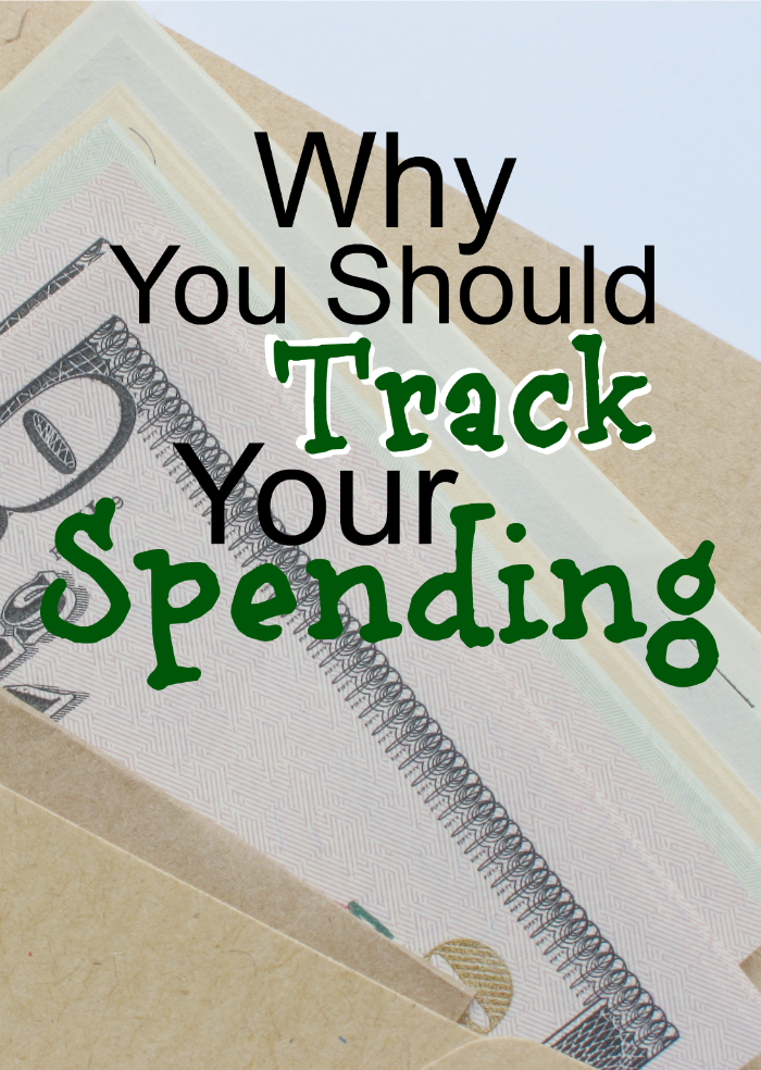 If you don't track your spending on a monthly basis you need to start! Learn how we live on a single income and still save just by tracking our spending.
