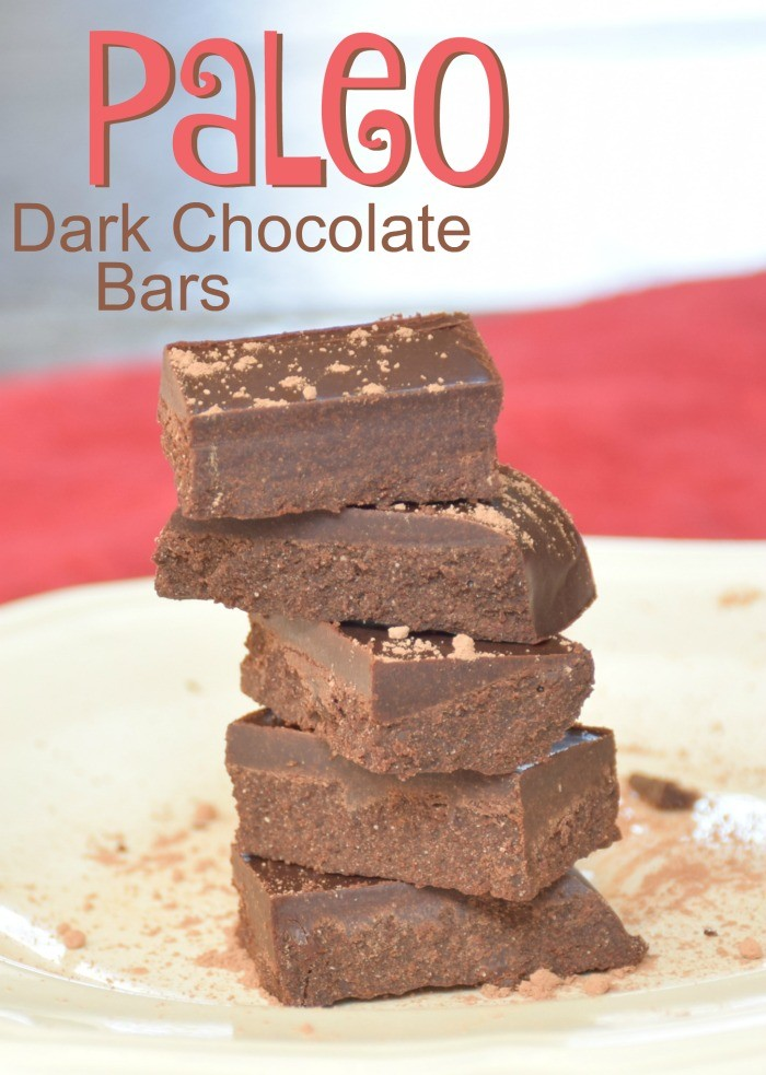 Recipe for Homemade Dark Chocolate