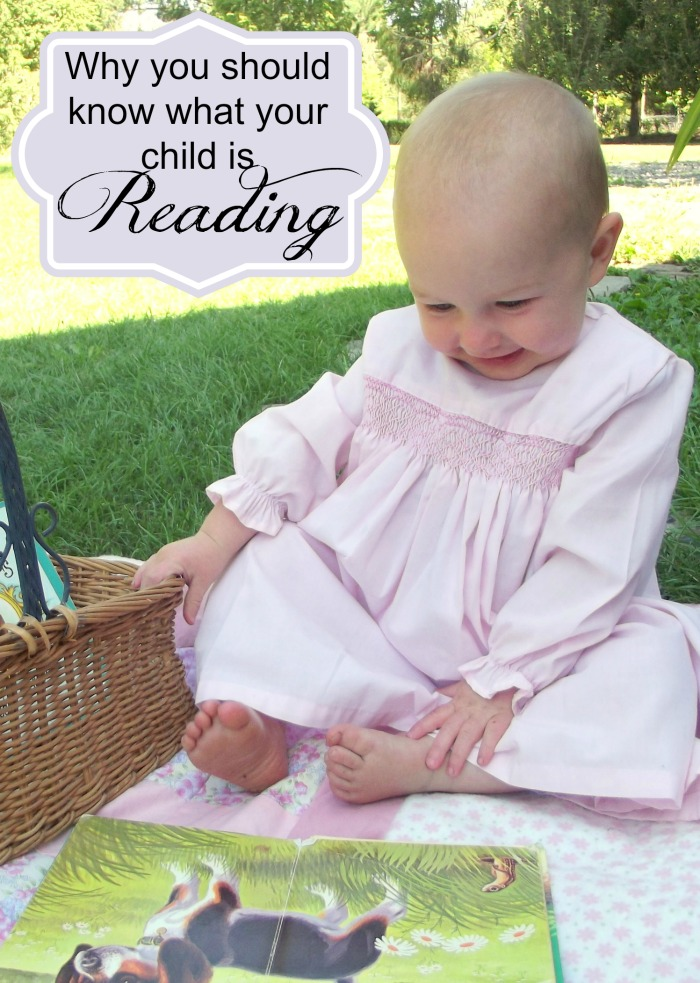 The importance of what your child reads and how to easily find safe books for them.