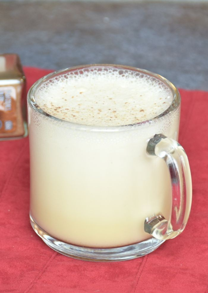 Homemade eggnog recipe, how to make eggnog