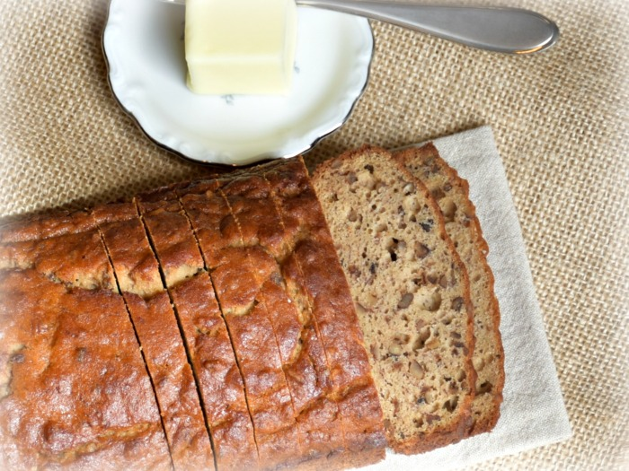 Gluten Free Banana Nut Bread - A Proverbs 31 Wife